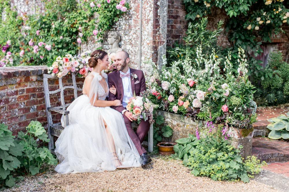 English Garden Wedding Inspiration Philippa Sian Photography