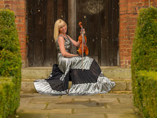 Hayley Pomfrett Wedding Violinist Entertainment Directory