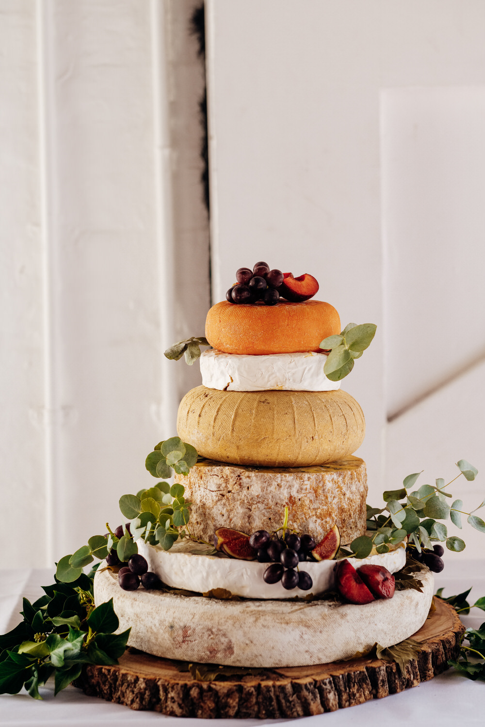 Cheese Tower Stack Cake Chainstore Wedding Marianne Chua Photography