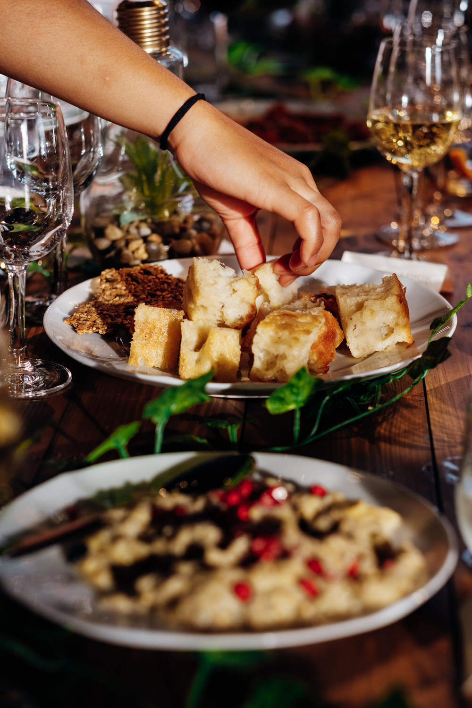 Sharing Food Grazing Platter Chainstore Wedding Marianne Chua Photography
