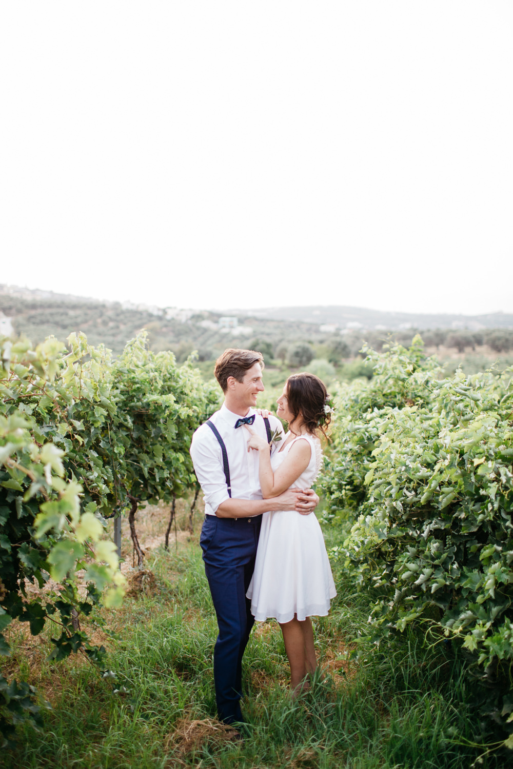 Authentic Rustic Farm Crete Destination Wedding