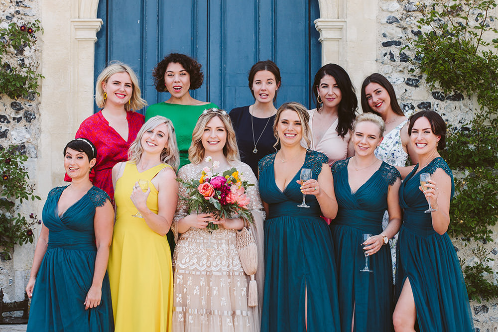 Glynde Place Wedding Sarah London Photography