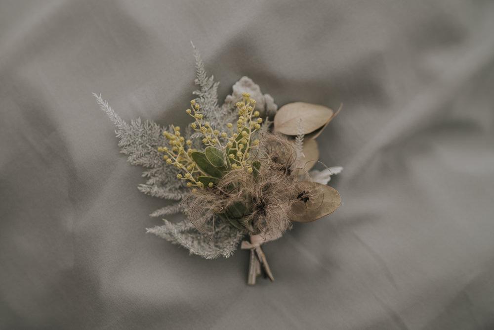 Buttonhole Flowers Grey Wedding Ideas Grace Elizabeth