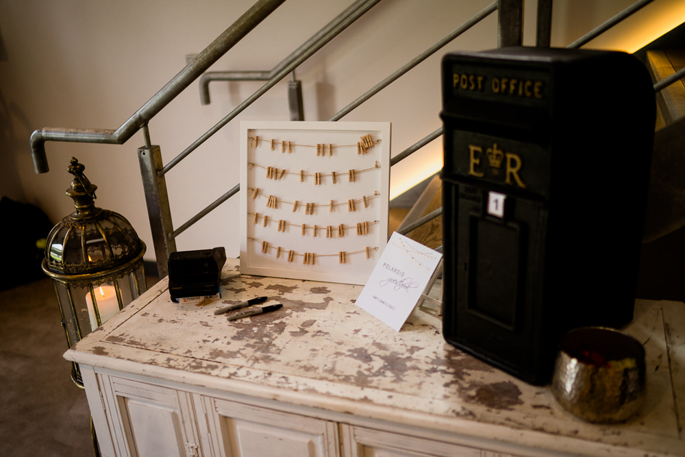 Guest Book Pegs Twine Holford Estate Wedding Voyteck Photography