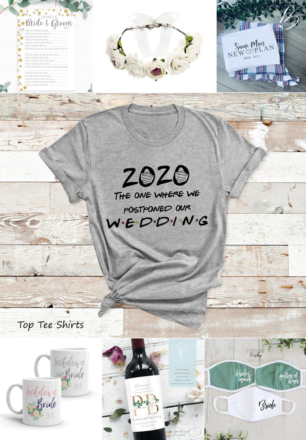 Lockdown Wedding Ideas Gift Present