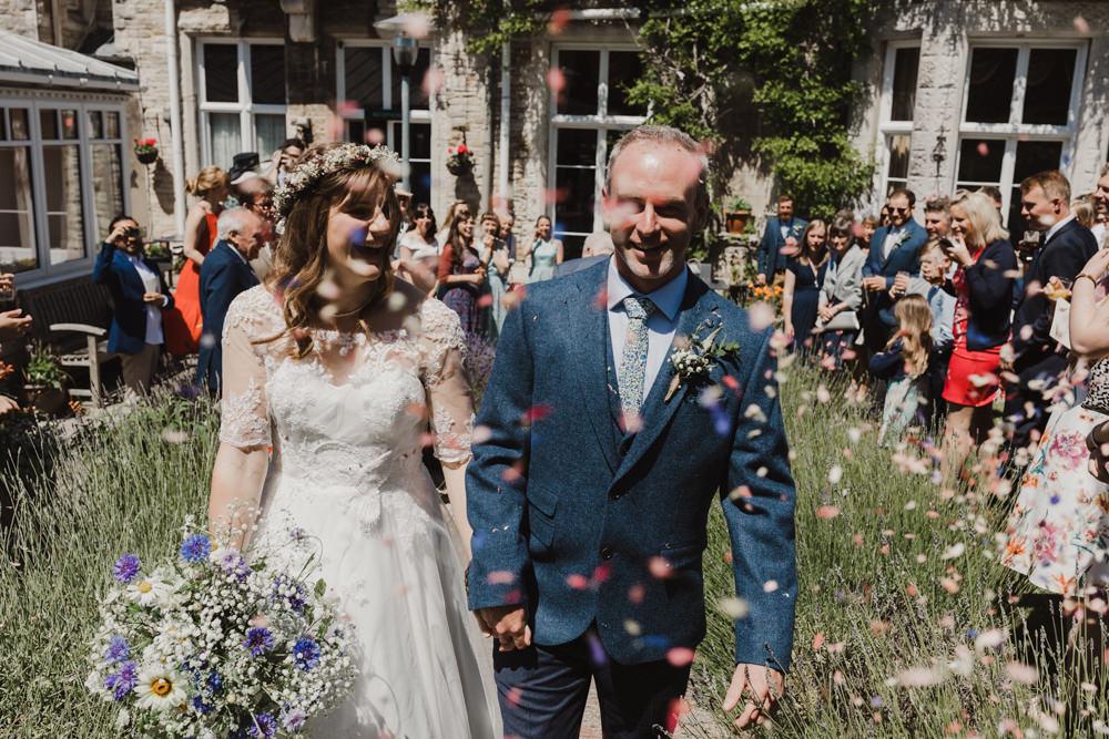 Confetti Seaside Wedding Oli and Steph Photography
