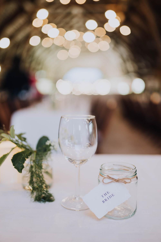 Jar Favours Sweden Destination Wedding Clara Cooper Photography