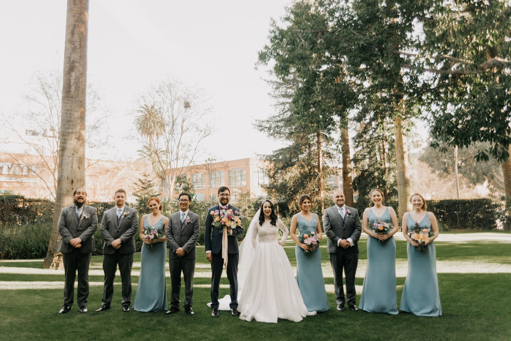 Bridesmaids Bridesmaid Dresses Dress Blue California Wedding Wanderlust Creatives