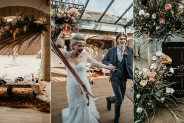 Cool & Hip Wedding Ideas For Alternative Couples