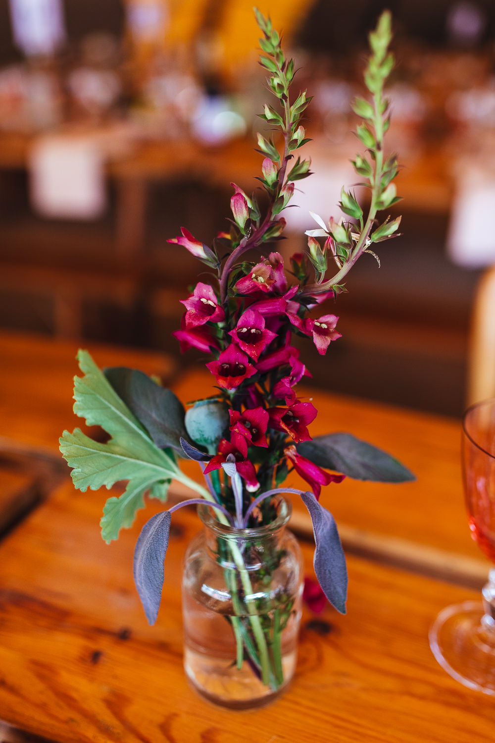 Tipi Decor Centrepiece Long Tables Flowers Festival Party Wedding Kirsty Mackenzie Photography