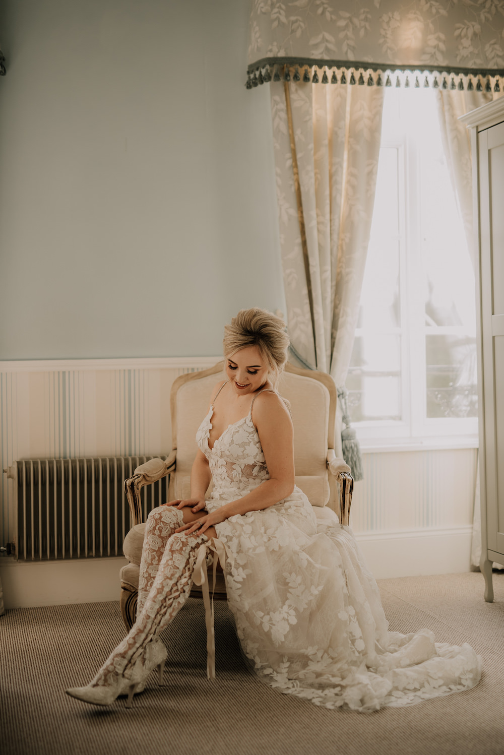Bride Bridal Boots Shoes France Elopement Ideas Pierra G Photography