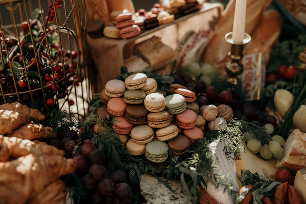 Macarons France Elopement Ideas Pierra G Photography