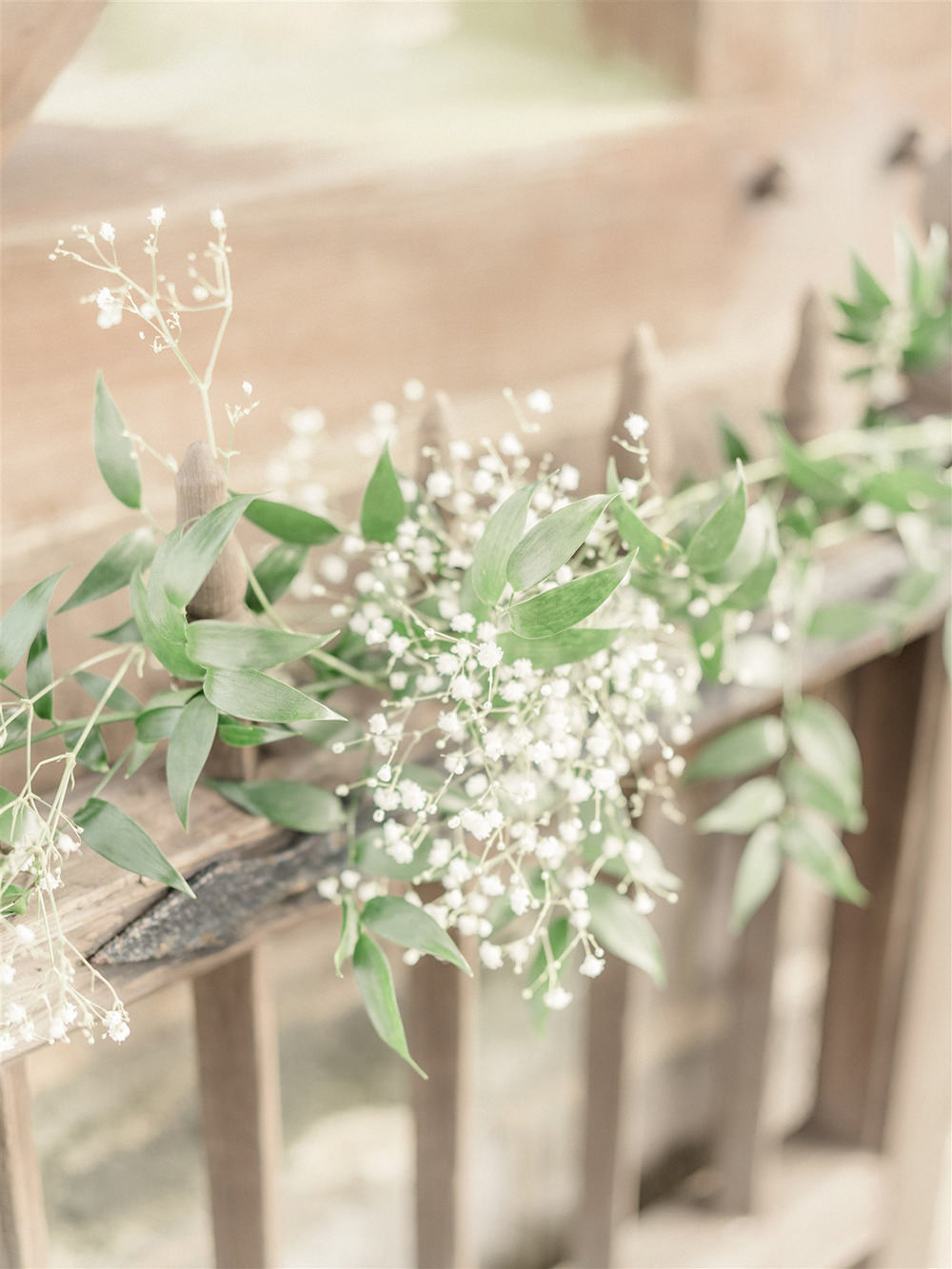 Church Gate Flowers Lockdown Wedding Carn Patrick Photography