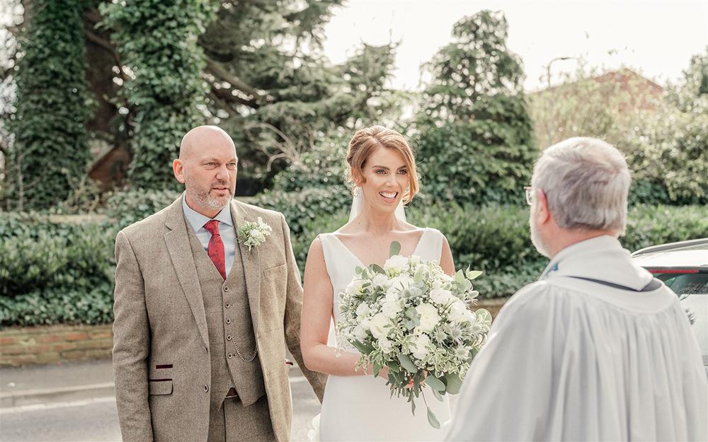 Lockdown Wedding Carn Patrick Photography