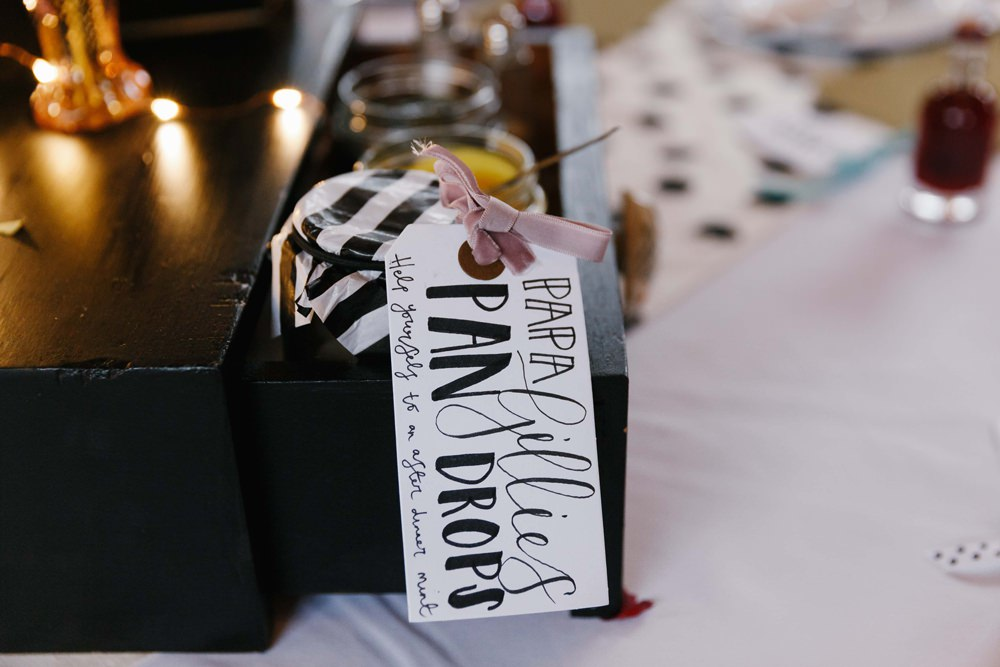 Mint Favours Village Hall Wedding Emily + Katy Photography