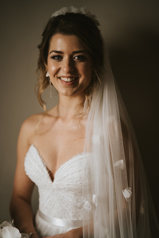 Veil Bride Bridal Make Up Ballet Wedding Ideas Henry Lowther Photographer