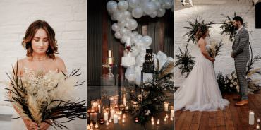 Industrial Wedding Ideas Sam Sparks Photography