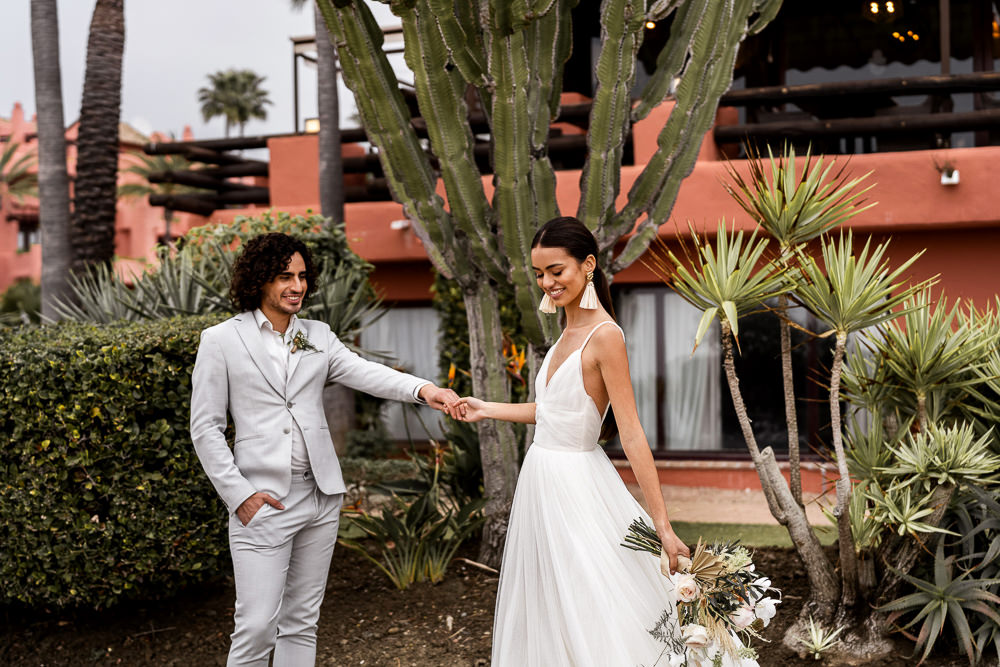 Marbella Elopement Wedding Nora Photography