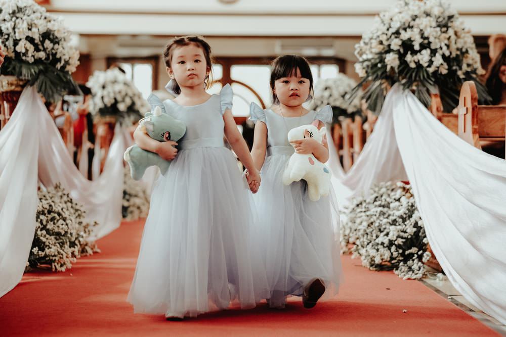 Flower Girls Dress Dresses Philippines Wedding The Backyard Studios