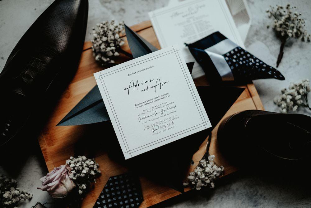 Groom Accessories Philippines Wedding The Backyard Studios