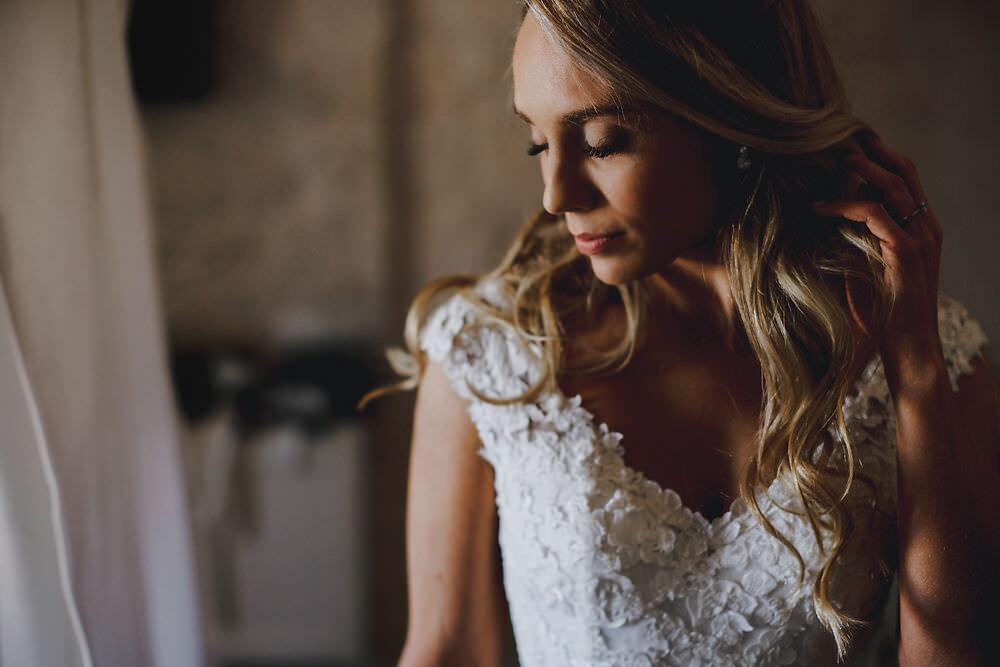 Bride Bridal Make Up Puglia Wedding MIKI Studios