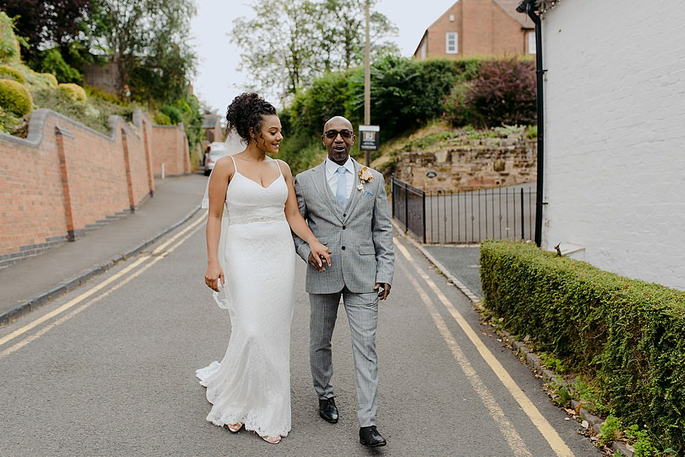 Belbroughton Church Hall Wedding Faye Green Photo
