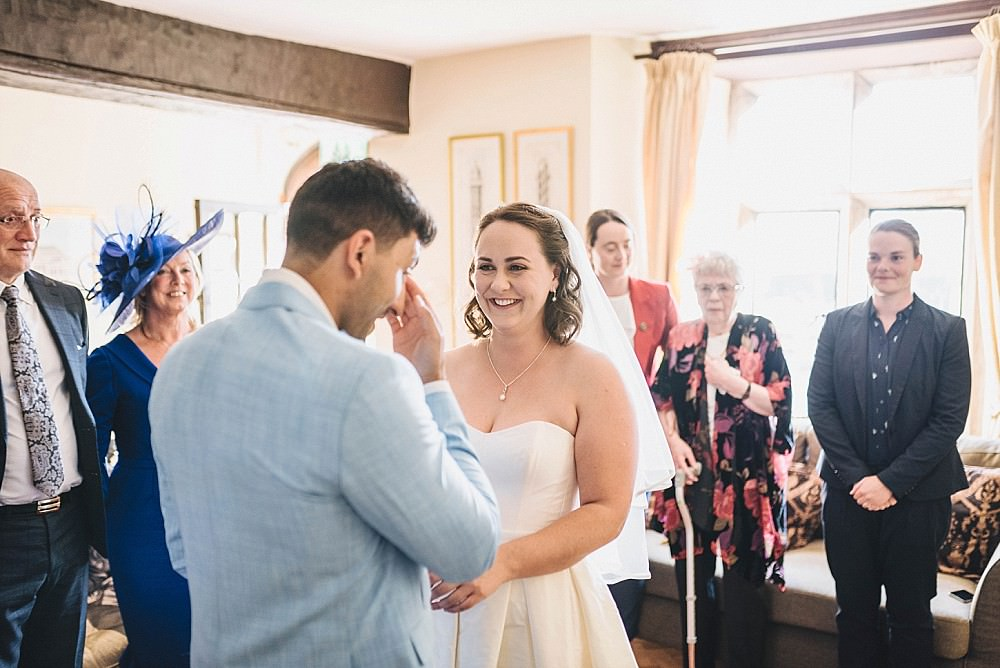 Broadfield Court Wedding Marta May Photography