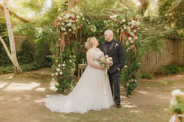 Enchanted Forest Wedding with Magical Whimsical Style