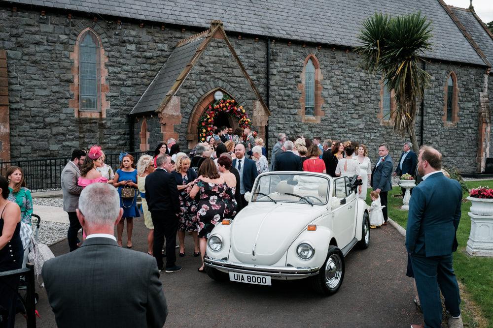 Glenarm Castle Wedding Jonathan Ryder Photography