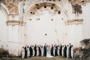 Guatemala Wedding Daniel Lopez Perez Photography