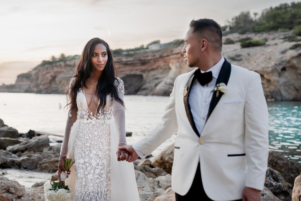 Ibiza Destination Wedding David Christopher Photography