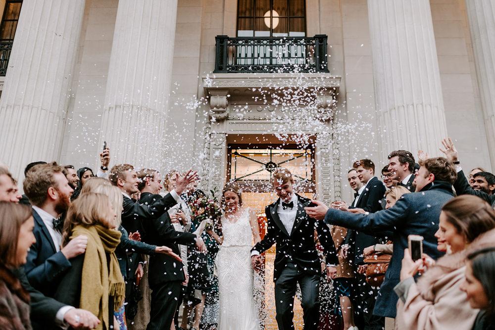 NYE Wedding Ellie Gillard Photography