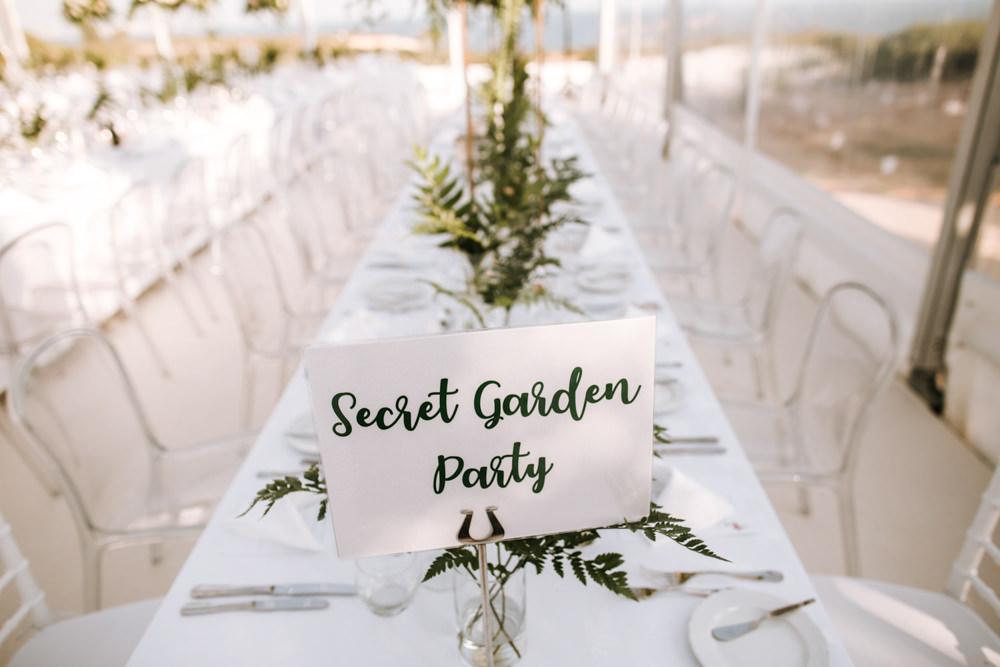 Table Name Calligraphy Portugal Destination Wedding The Lovers Imagery