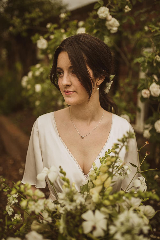 Bride Bridal Make Up Small Wedding Ideas The Springles
