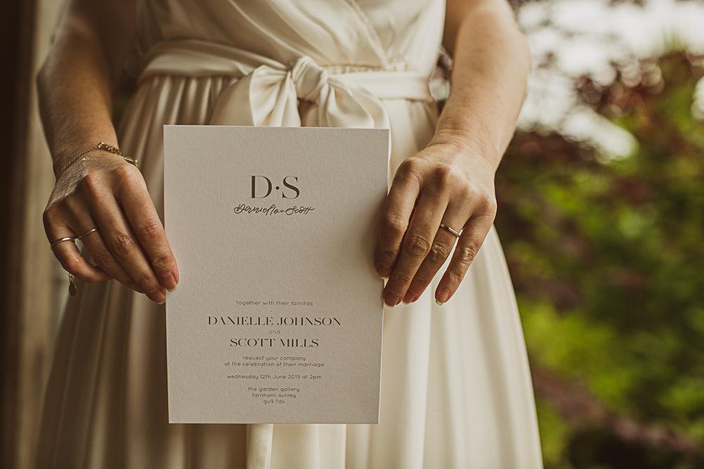Stationery Invite Invitation Small Wedding Ideas The Springles