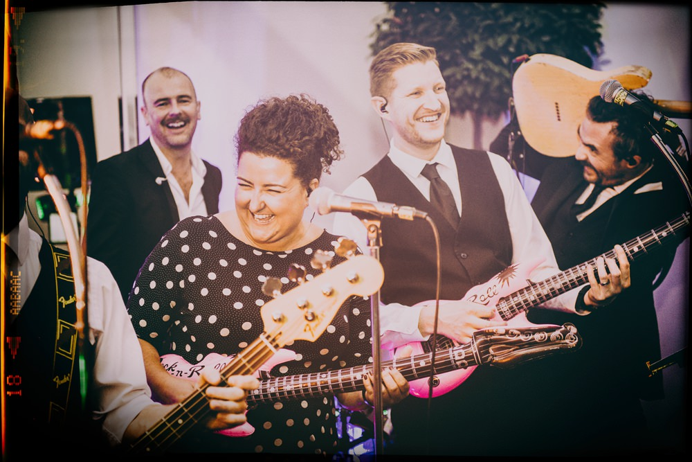 The Redfords Kent Wedding Band Live Music Entertainment