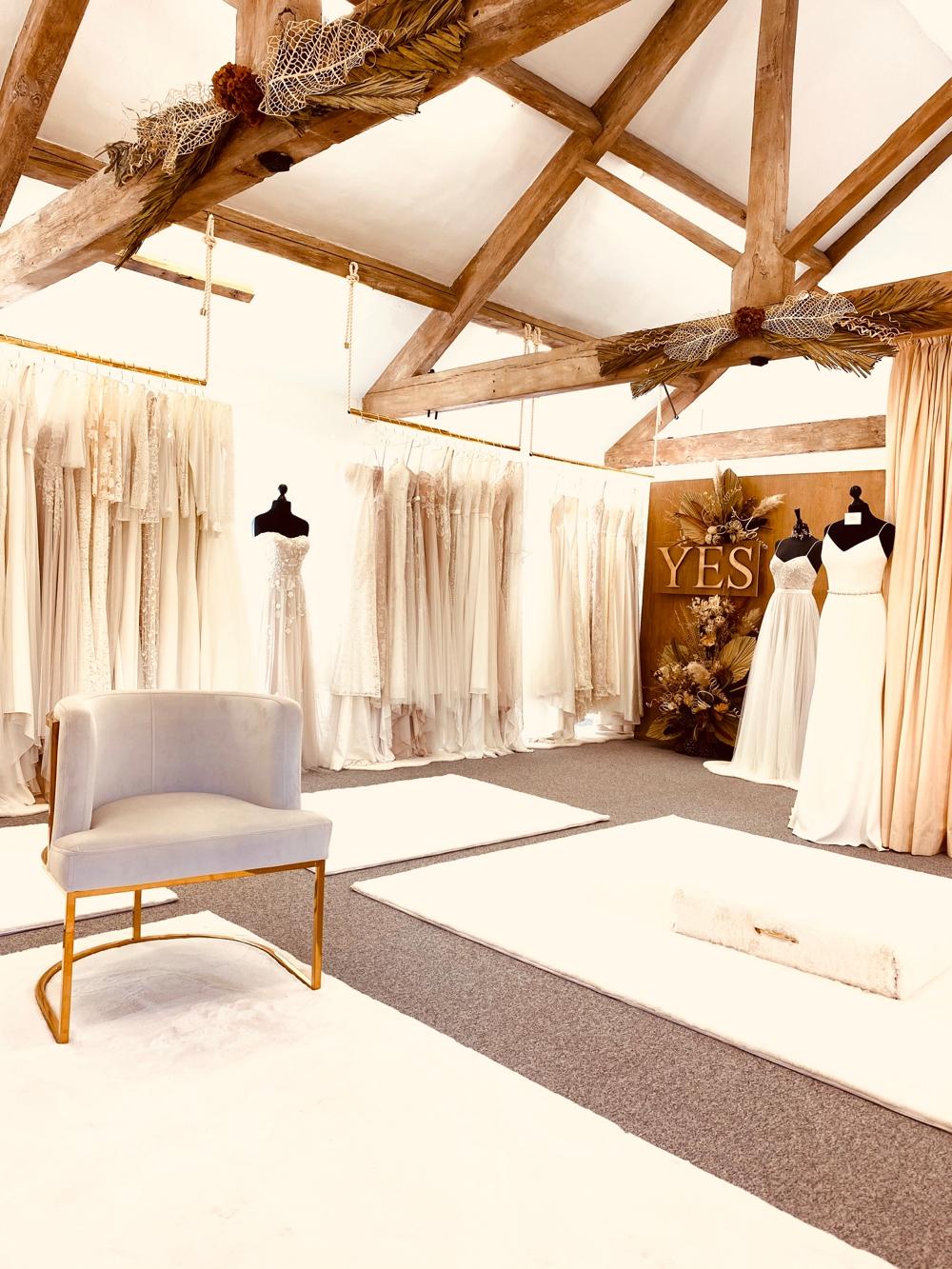 Yes Bridal Studio Derbyshire Wedding Dress Boutique
