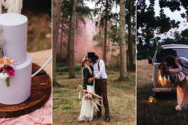 Bohemian Elopement Kirsty Mackenzie Photography