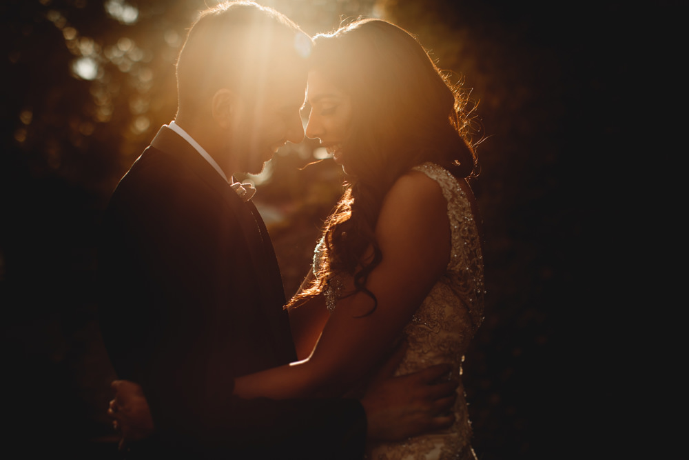Spectacular & Magical Starry Inspired Wedding with Firework Finale