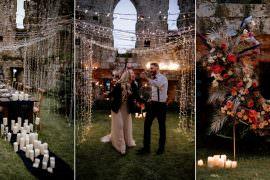 Midsummer Night's Dream Wedding Ideas Dani Louise Photography