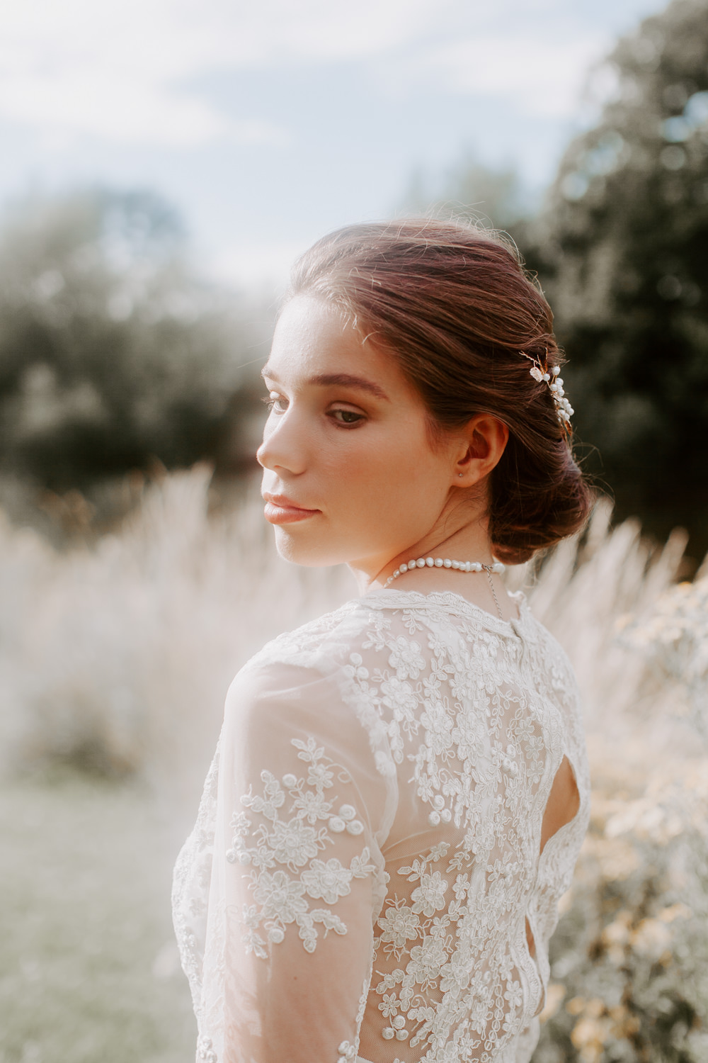 Whimsical Wedding Ideas Charlotte Lucy Photography Bride Bridal Make Up