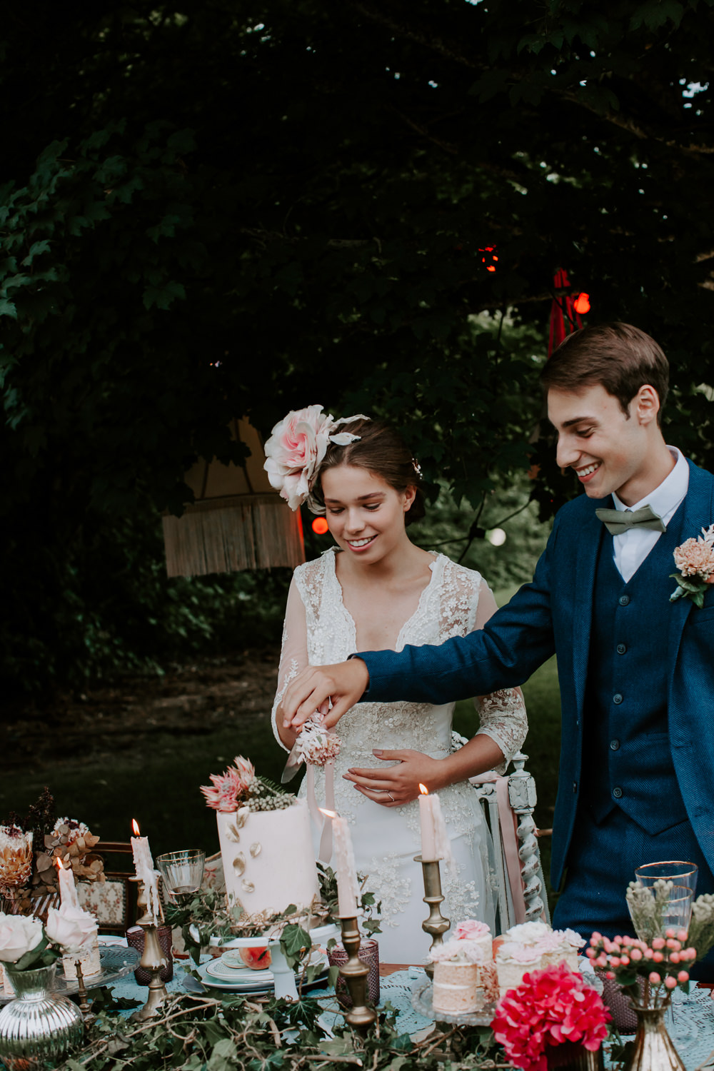 Whimsical Wedding Ideas Charlotte Lucy Photography