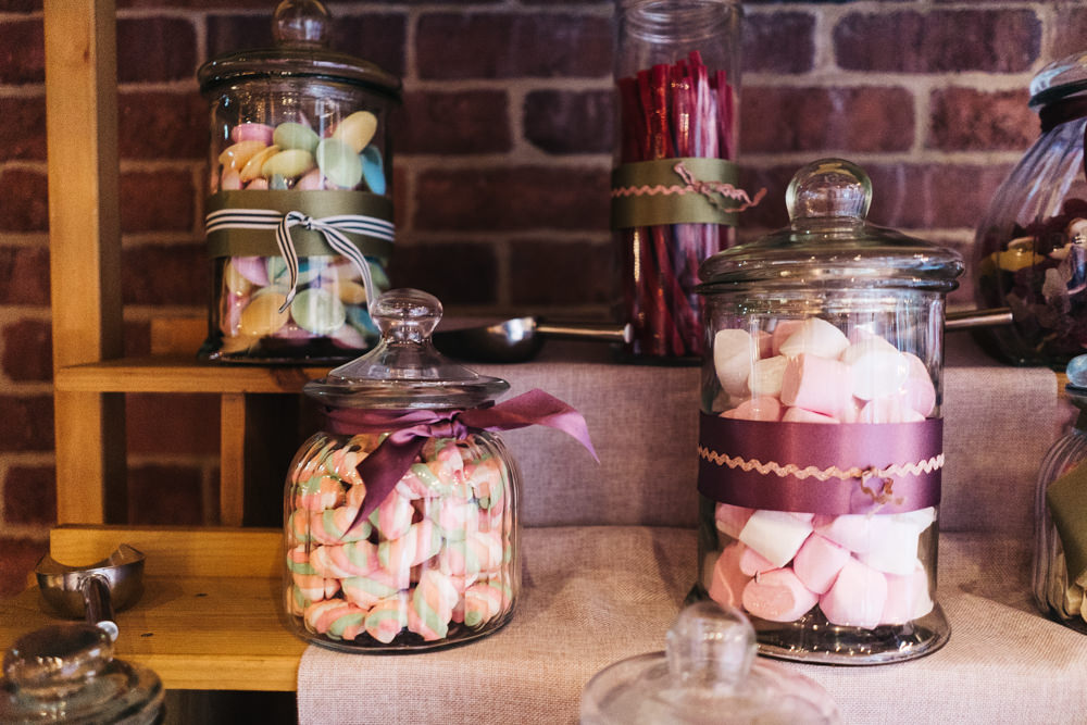 Sweets Sweeties Table Castle View Wedding Sally T Photography