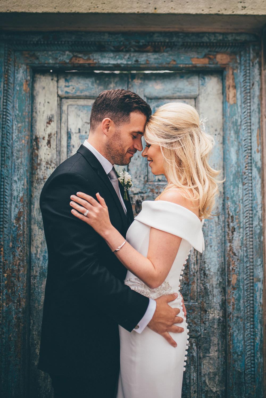 Timeless Elegant & Floral Blush Wedding